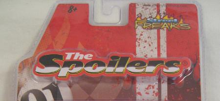 Spoilers Logo